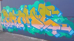 Frame... (colourourcity) Tags: streetartaustralia streetart graffiti melbourne burncity colourourcity awesome nofilters letters alphabet monsters alphabetmosnters wildstyle frame turbo ci tab tabcrew bunsen burners bigburners iloveletters colourourcityletters