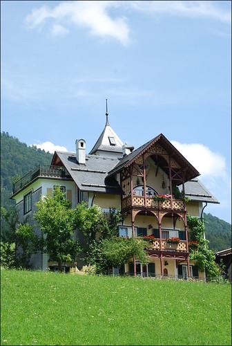 Casa en el campo (St. Wolfgang, 22-7-2016)