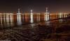 Wigg Island (6 of 6) (andyyoung37) Tags: fiddlersferrypowerstation merseygatewaycrossing runcorn therivermersey uk wiggisland cheshire constructioncranes england unitedkingdom gb