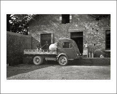 Vehicle Collection (1460) - Renault (Steve Given) Tags: truck lorry workingvehicle automobile renault france 1950s