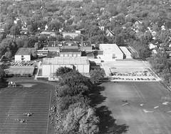 P-70-Y-004 (neenahhistoricalsociety) Tags: jrhighschools schools highschools football sports shattuck stmargaretmary churches