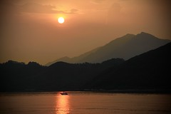 Sunset at East Peng Chu (cattan2011) Tags: 香港 eastpengchu hongkong sunset traveltuesday travel waterscape landscape landscapephotography travelblogger mountains mountainscape nature naturephotography natureperfection fineartphotography geoisland
