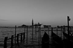 Sunset in B&W (stefanonikon1) Tags: venezia blackwhite nikon d7000 afs1755