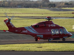 G-PERB Agusta AW139 Helicopter Babcock Mission Critical Services Offshore Ltd (Aircaft @ Gloucestershire Airport By James) Tags: gloucestershire airport gperb agusta aw139 helicopter babcock mission critical services offshore ltd egbj james lloyds