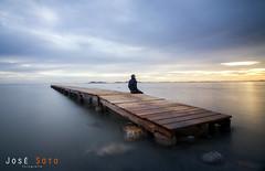 Only Dreams (Legi.) Tags: nikon d600 tokina 116 longexposure largaexposicin landscape seascape losurrutias marmenor cartagena