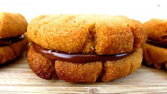 3 Ingredient Peanut Butter Cookies (simplecookingclub) Tags: recipe cooking food peanutbutter cookies recipes