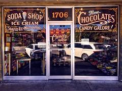 Candy Galore! - iPhone (Jim Nix / Nomadic Pursuits) Tags: austin candyshop store bigtopcandyshop sweets southcongressavenue southaustin keepaustinweird travel iphone iphone6 jimnix