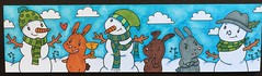 lodie Bossrez, Mes marque-pages  colorier: Vive l'hiver (RustiKids, 2016) Feutres  alcool / Alcohol-based markers (delphinecingal) Tags: coloring coloriage lodiebossrez mesmarquepagescoloriervivelhiverrustikids rustica feutresalcool alcoholbasedmarkers