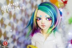 Advent Calendar event starts tonight! (Frappzilla) Tags: bjd flam fairyland mnf minifee doll