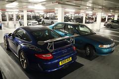 Porsche 997 GT3 RS MkII (Instagram: R_Simmerman) Tags: porsche 997 gt3 rs mkii london united kingdom summer 2016 july mayfair harrods knightbridge sloane street valet parking garage hotel combo supercars sportcars hypercars londoncars carsoflondon qatar saudi uae arab parklane