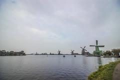 IMG_9486 (digitalarch) Tags: netherlands zaanse schans zaanseschans    windmill