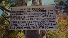 """""""New Road Sign"""" CSV - IMGP5137 (catchesthelight) Tags: newroadsign localtowndistances"""