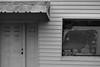 door and window (Nashville Street Photography) Tags: streetphotography stilllife southernstreetphotography ricohgrd bnw nashvilletn nashville tn tennessee