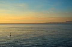 Mediterranean sunrise. (sergecos) Tags: leverdesoleil sunrise puestadelsol mer mar sea méditerranée mediterranean waterscape water eau nikon d7000 symétrie symmetry