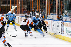 "Missouri Mavericks vs. Alaska Aces, December 17, 2016, Silverstein Eye Centers Arena, Independence, Missouri.  Photo: John Howe / Howe Creative Photography • <a style=""font-size:0.8em;"" href=""http://www.flickr.com/photos/134016632@N02/31755692995/"" target=""_blank"">View on Flickr</a>"