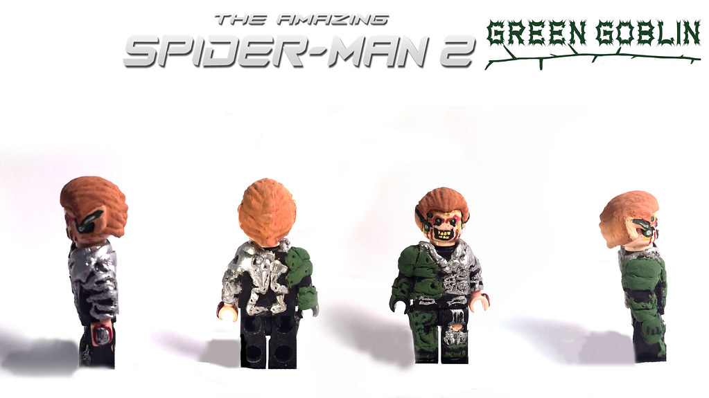 The world 39 s most recently posted photos of electro and minifigure flickr hive mind - Lego the amazing spider man 3 ...