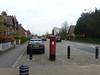 HP18 203 - Waddesdon PO, High Street 140411 location (maljoe) Tags: postbox royalmail eiir hp18