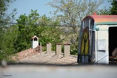 Castillejo - Aover 15 (Juanjo RS) Tags: tren via estacion ferrocarril estaciondetren estaciondetrenabandonada aovercastillejo