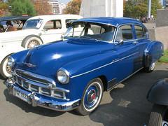Chevrolet Fleetline Deluxe Sedan 1949 (RL GNZLZ) Tags: chevrolet 1949 fleetline patrimoniosobreruedas deluxesedan