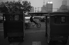 R0030098 (Lordcolus) Tags: china people night traffic snapshot beijing gr ricoh ricohgr 朝陽區