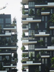 IMG_9417 (trevor.patt) Tags: tower architecture milano it highrise residential ecological portanuova boeri verticalforest