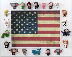 (Reallusion) Tags: bear dog elephant cute rabbit bunny animal animals america cat butterfly bug stars mouse toys happy monkey pig miniature wolf doll panda day turtle stripes critter flag tiger 4th july pug insects bee caterpillar littleredridinghood tiny fox ladybug bebe brave whale independence creature unicorn mammals