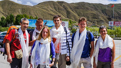 Моя тибетская группа