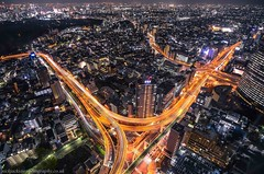 Tokyo traffic (nickjacksonphotography) Tags: city night tokyo amazing kyoto shrine asia day fuji buddhist buddhism east geisha nara incredible hdr