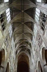 Inside Saint-Gatien I (Pedro Nuno Caetano) Tags: france tours