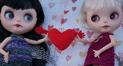 Blythe a Day 26 June 2014 - hearts