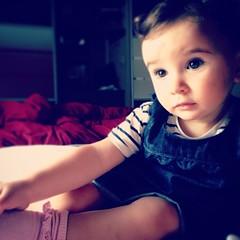 #mydaughter #mybaby #mylittlelove #meuamor #amordaminhavida #loveofmylife #mybabygirl #babygirl #cute #mybeautifuldaughter #soserious #myprincess #mylove #bestbabyever #thecutestbaby (ritacardeira) Tags: cute adorable babygirl mybaby meuamor mylove loveofmylife mydaughter babyclothes myprincess mybabygirl bestbabyever mybeautifuldaughter amordaminhavida soserious eyesexpression babypose babyexpression thecutestbaby mylittlelove babygirlclothes babygirlpose