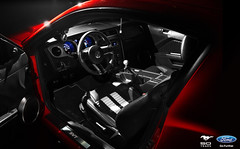 Mohammad's 2010 GT500 (FordMiddleEast) Tags: bahrain shelby mustang gt500 mustang50