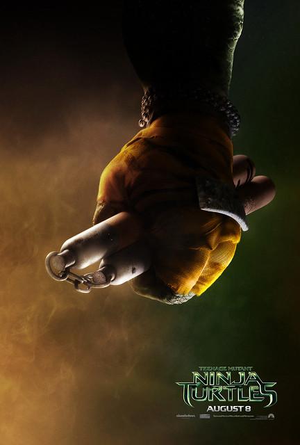 Teenage-Mutant-Ninja-Turtles-Teaser-Poster-Michelangelo