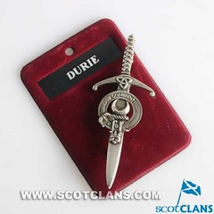 durie-pin