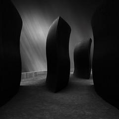 Wake (Richard Serra) (nlwirth) Tags: seattle longexposure composite washington wake yup richardserra olympicsculpturepark nlwirth