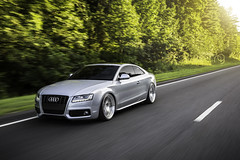 B8 A5 Rolling on BC Forged HB35 (NPuter) Tags: car automotive motionblur audi a5 rolling s5 b8 rs5