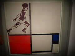 Mondrian (p. (paula mello)) Tags: art museum museu modernart intervention virglio interveno artemoderna yasxp