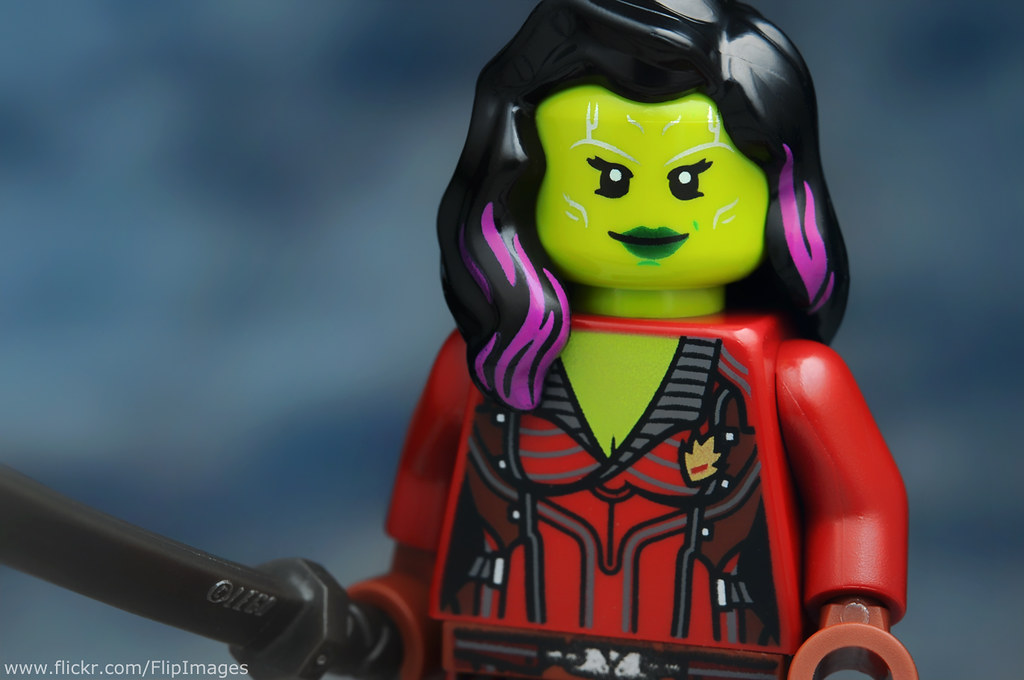 lego marvel gamora - photo #7