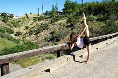 IMG_0618 (rachelskaar) Tags: ballet feet girl dance ballerina montana legs dancer pointe pointeshoes