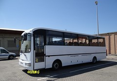 Sun bather (Coco of Jersey) Tags: uk bus islands signature cannon toyota jersey coaster channel caetano coaches optimo lcb
