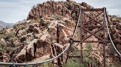 Sheep Bridge 04 (SethX9) Tags: bridge arizona mountains desert oasis vultures verderiver sheepbridge bloodybasin tontonationalforest