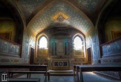 the last prayer (Ltblue) Tags: urban abandoned lost peeling place decay exploring derelict ue verlassen urbex verfallen fogrotten