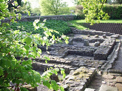 Ribchester Roman Fort:  Granaries (jst @ Tanfield) Tags: heritage history archaeology romans ribchesterromanfort