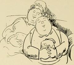 """Image from page 307 of """"Skämtbilden och dess historia i konsten"""" (1910)"""