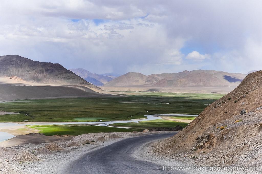Khorog to Murgab