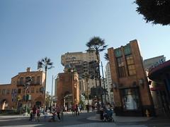 Hollywood Boulevard & ART OF DISNEY