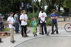 IMG_6538 (Fulham Palace and Bishop's Park) Tags: kids youth speed fun wheels event skateboard rides chldren hlf bishopsparkskateoff2014 skateboardingskateboardingparkdudes hlflotteryfundingheritagelotteryfunding