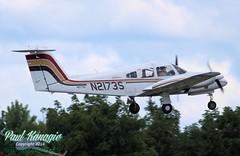 N2173S (PHLAIRLINE.COM) Tags: wings flight airline planes philly piper airlines phl 1979 spotting pne lom bizjet generalaviation spotter philadelphiainternationalairport kphl wingsfield pa44180 n2173s