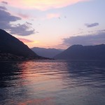 "Sunset over Bay of Kotor <a style=""margin-left:10px; font-size:0.8em;"" href=""http://www.flickr.com/photos/14315427@N00/14860403593/"" target=""_blank"">@flickr</a>"