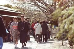 Japan Kyoto . 日本.京都 Ryōan-ji りょうあんじ 京都龍安寺廁所前小徑一景  DSC_6224